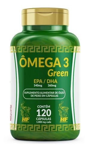 Imagem 1 de 6 de Super Omega 3 Epa Dha 1.000mg 120 Caps