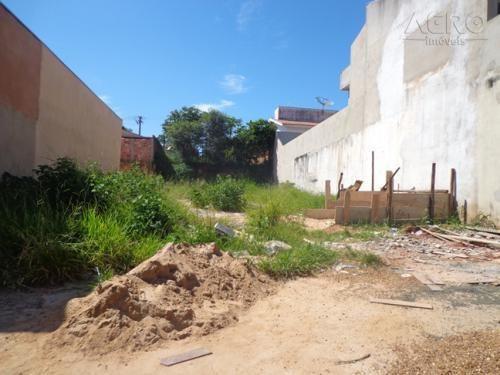 Terreno Residencial À Venda, Parque Das Nações, Bauru - Te0430. - Te0430