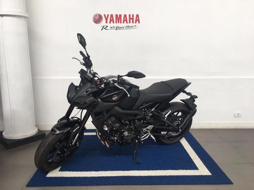 Yamaha Mt09 Abs Preta 2021