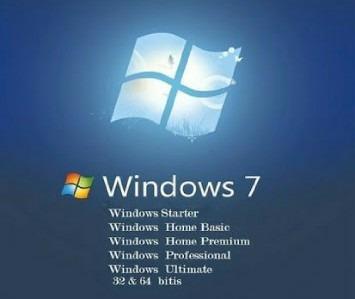 Windows 7 Todas Versões Envio Imediato