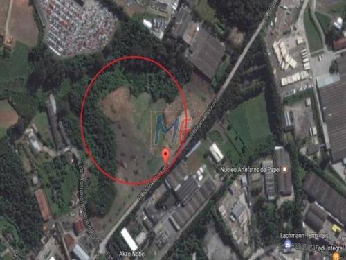 Imagem 1 de 8 de Ref: 7826 Excelente Terreno Com 12.630 M² E 97 M² No Bairro De Alvarenga  Em São Bernardo Do Campo. Zoneamento:  Zer2. - 7826