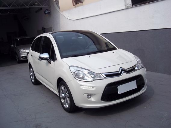 Lindo Citroën C3 1.6 Vti 16v Exclusive Flex Aut. 5p Novo