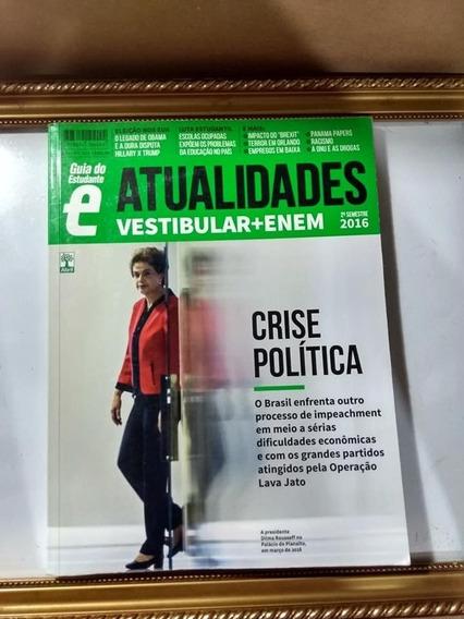 Guia Do Estudante Atualidades Enem 2016 Crise Política N 24