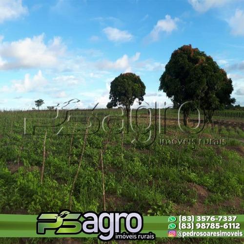 Imagem 1 de 8 de Sítio À Venda, 8 Hectares Por R$ 1.500.000 - Proximo À Pb-008/pb - Si0011