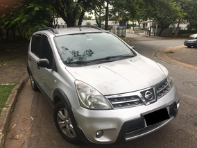 Nissan Livina X-gear 1.6 S Flex 5p