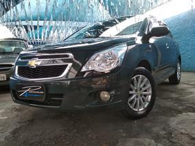 Gm Chevrolet Cobalt Ltz 1.4 8v 4p Flex Completo 2012