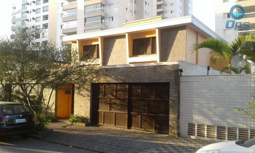 Imagem 1 de 30 de Sobrado Com 5 Dorms, Ponta Da Praia, Santos - R$ 1.98 Mi, Cod: 5125 - V5125