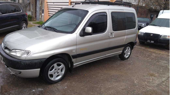 Peugeot Partner Patagonica Full Permuto Pilarlaplata