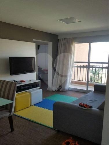 Apartamento Semi Mobiliado, Em Bairro De Fácil Acesso  À Via Anchieta E Rod. Dos Imigrantes - 373-im443351