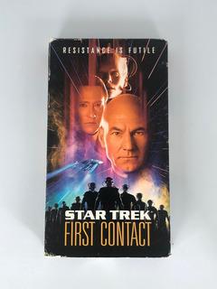 Película Vhs Star Trek: First Contact