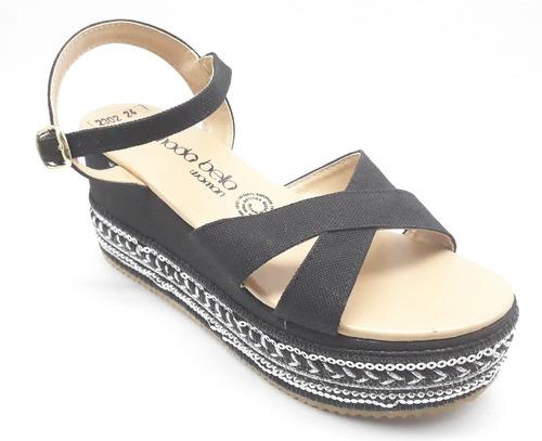 Imagen 1 de 7 de Sandalias Dama Huarache Calzado Zapato Casual Chancla Bl2302