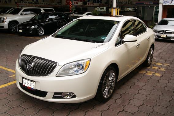 Buick Verano Premium 2013. Aut, Clima, Piel, Q/c, Ra 18 .
