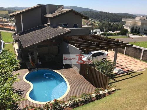 Casa À Venda, 258 M² Por R$ 950.000 - Condomínio Villagio Paradiso - Itatiba/sp - Ca1506