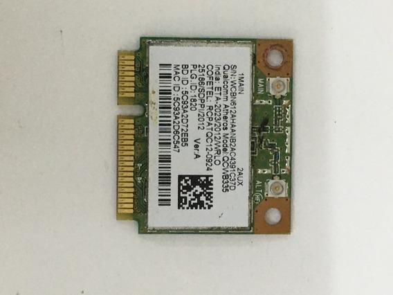 Placa Wireless Qcwb335 Para Acer Aspire Es1-511-c98n