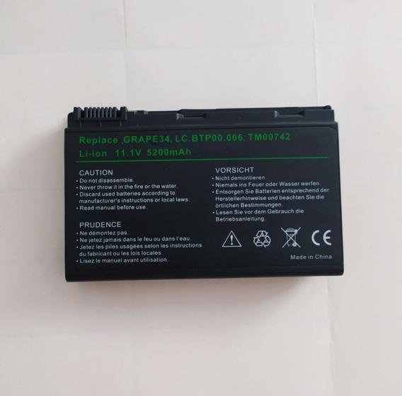 Bateria Tm00741 Para Notebook Acer Travel Mate 5530 (b1)