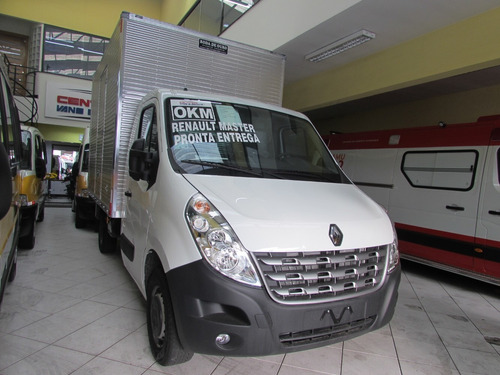 Renault Master Chassi Bau 0km