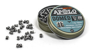 Balines Apolo Domed // Cal 5,5mm - 18gr // X200