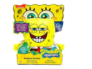 Peluche Nickelodeon Bob Esponja Oops Gases