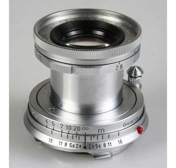 Objetiva Leica Elmar M 50mm F2.8 Gmbh