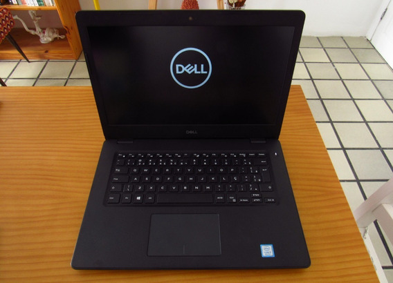 Notebook Dell Latitude 3490 I5-8250u 8ª 8gb Ram 250gb Ssd