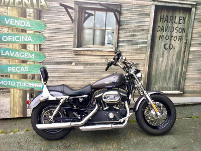 Harley-davidson Sportster 1200 Custom Cb Limited
