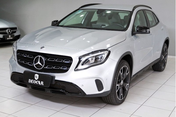 Mercedes-benz Gla200 Night 1.6 Turbo- 2018/2019