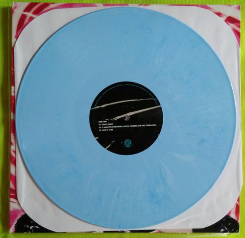 Vinilo Madonna - Hard Candy Lp 3x12'' Color Solido No Cd