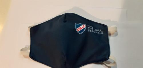 Tapabocas Club Nacional De Fútbol. Rincón Del Hincha