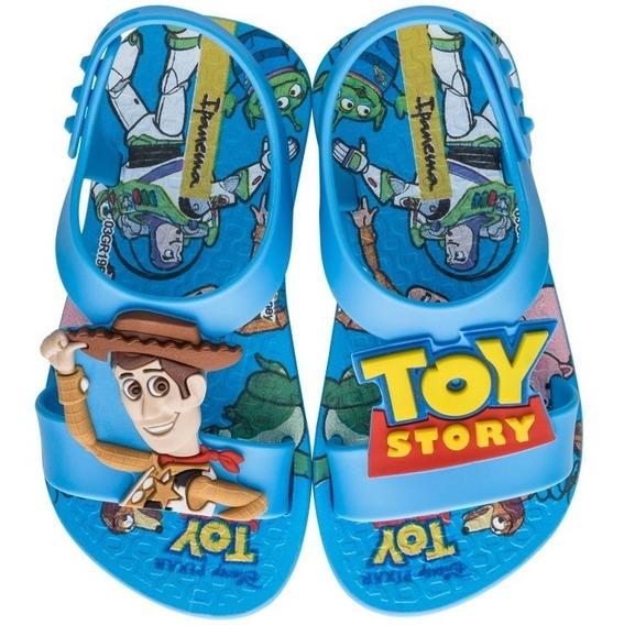 Chinelo Infantil Toy Story