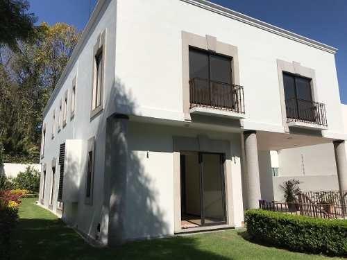 Casa En Renta Con Vigilancia Lomas De Chapultepec