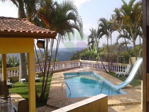 Casa Condomínio Fechado, Champs Privés Residence Country Golf Club, Campo Limpo Paulista - Ca08882 - 33152852