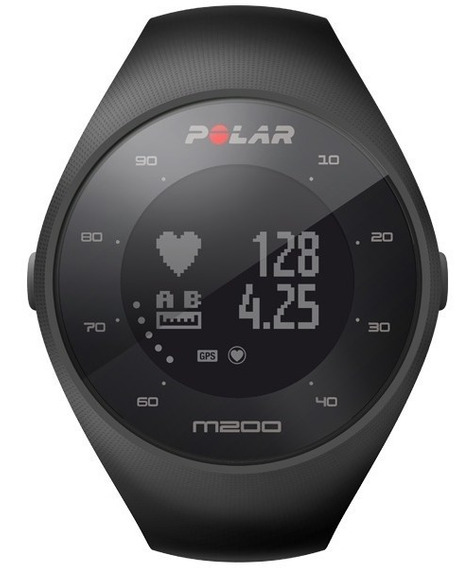 Reloj Deportivo Polar M200 N Gps Frec Cardiaca En Muñeca