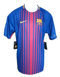 Camisa Nike Barcelona 2017/2018 - Sem Patrocínio