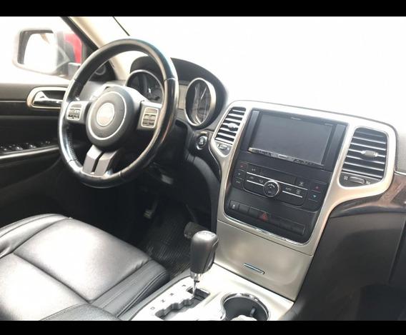 Jeep Grand Cherokee Modelo 2011
