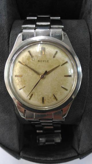 Relógio Pulso Royce Doxa Swiss