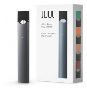 Vape Juul + 4 Cartuchos Vaper Cigarro Electronico Juca Tlvb