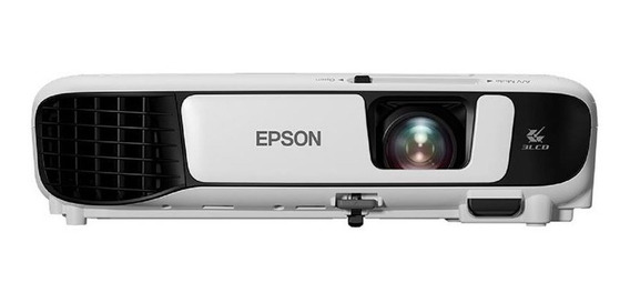 Projetor Epson Power Lite X41+ 3lcd Xga Hdmi 3600 Lumens V11