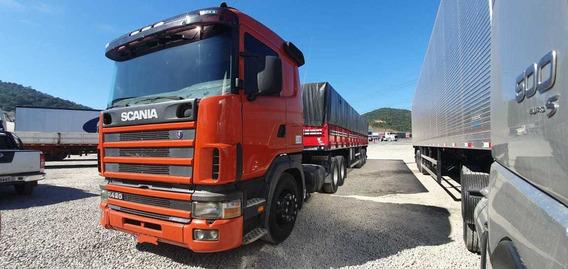 Scania R 124 420 6x2 Ano 2007 Com Retarder