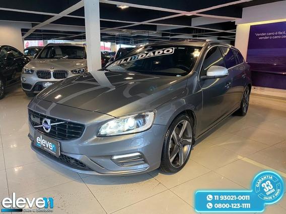 Volvo V60 2.0 T6 R Design Turbo