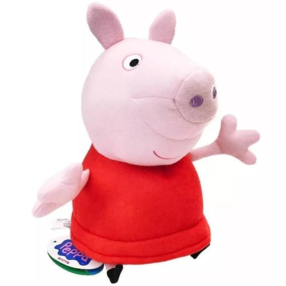 Peluche Peppa Pig Original 35 Cm Caffaro