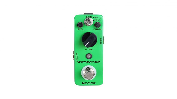 Pedal Repeater Mooer - Delay