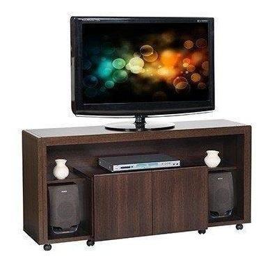 Mesa Rack Para Tv Platinum (2604)