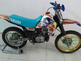 Yamaha Dt 200 De Trilha Dt 200 R