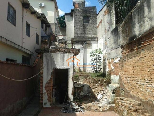 Terreno Residencial À Venda, Vila Moraes, São Paulo - . - Te0033
