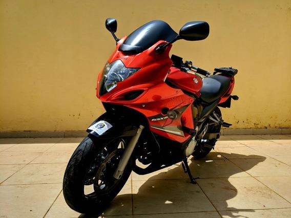 Suzuki Gsx 650f 2011 750 1000 Rr Honda Yamaha