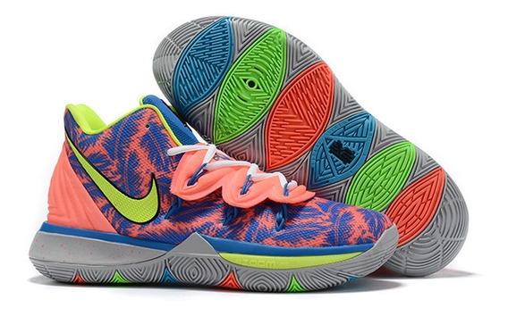 Tenis Nike Kyrie 5 Na Caixa Varias Cores Frete Gratis