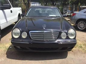 Mercedes-benz Clase E 3.2 320 Elegance V6 Mt 2002