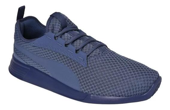 Tenis Puma St Trariner Evo V2 Azul Para Hombre Envío Gratis