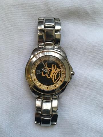 Relógio Ecko Unltd Original U.s.a. -- Frete Grátis !