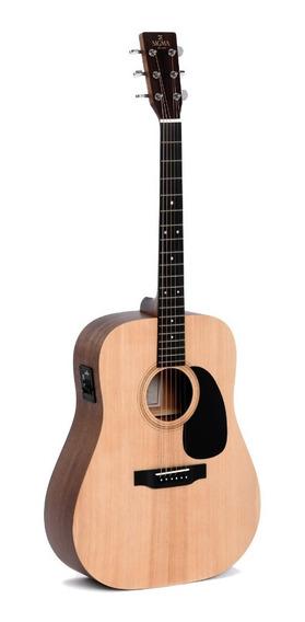Guitarra Electroacustica Sigma Guitars Dme Preamp - Oddity